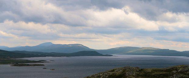 Natuurgebied Jotunheimen.