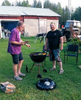 Grillmasters...