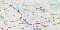 Geocachend van Goch naar Essen.