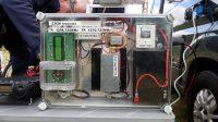 Draagbare steunzender voor 23cm / 1298 MHz