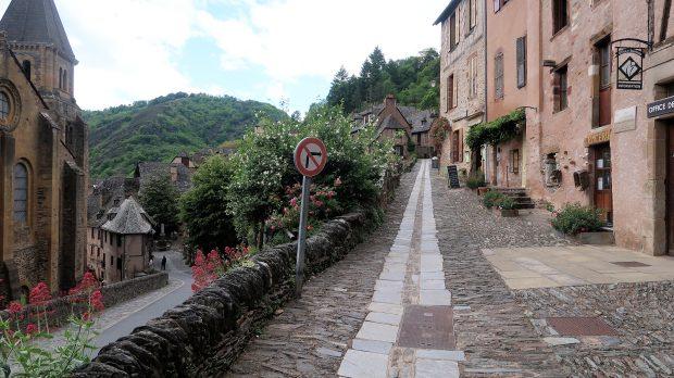 Conques: een prachtig dorp!