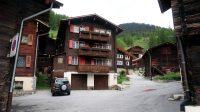 Een tradioneel Zwitsers bergdorpje.