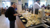 Wel 20 soorten kaas en je mag álles proeven!