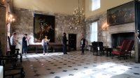 De centrale hal en ballroom van het Treasurer's House.