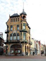 De prachtige Jugendstil apotheek uit 1904.