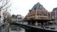 De Waag in Leeuwarden. (foto van de telefoon)