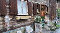 Pittoreske oude boeren woningen, ook in het centrum van Oberstdorf!