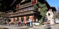 Café Jägerstand, een zeer traditioneel bedrijf!