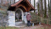 Zuid-Duitsland kerst 2019. Geocachen bij gebrek aan sneeuw.