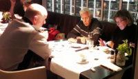Uit eten met Peter en Lidy bij Van der Valk in Zwolle-Noord.