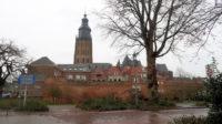 Zutphen was oorspronkelijk een volledig ommuurde stad.