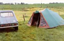 Op boerderij/camping Ter Gracht in Epen, Zuid-Limburg