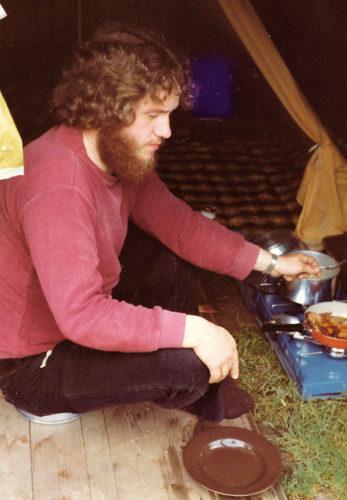 Eten koken: karbonade met rode bieten en aardappels...