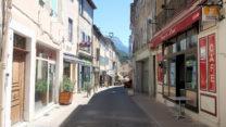 Leuke oude straatjes.
