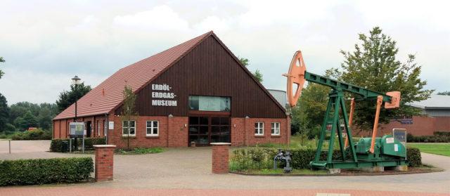 Het Aardolie- en Aardgas Museum.