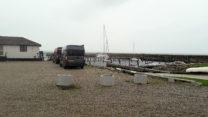 Aan de haven van Dagelokke.