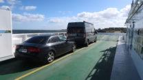 De Audi afkomstig van de Faeröer-eilanden.