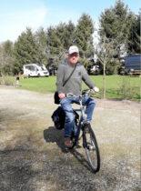 Op de fiets naar Borger.