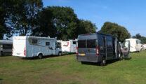 Camperplaats Goch, net over de grens in Duitsland.