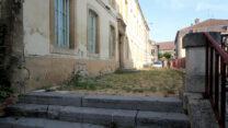 Het voormalige ziekenhuisje, van Stenay. In de Rue de l'hopital...